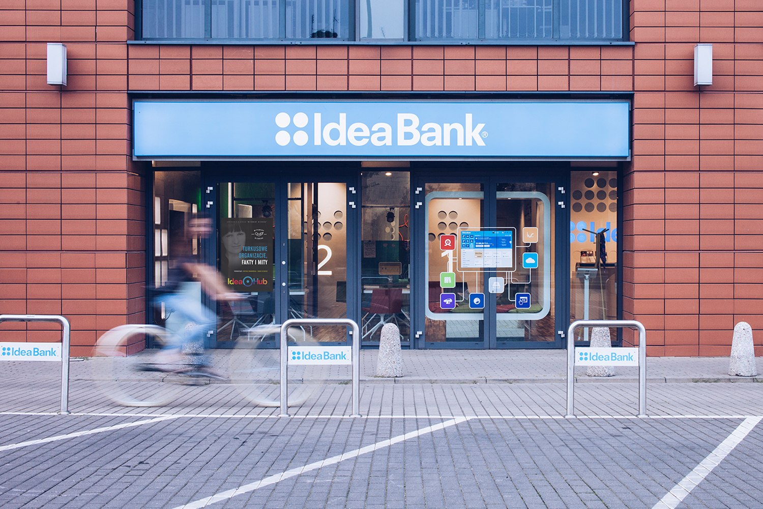 Idea bank IdeaHUB